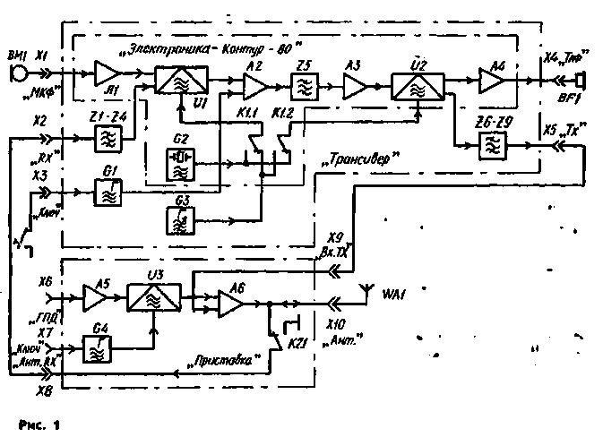 На транзисторе VT4 собран