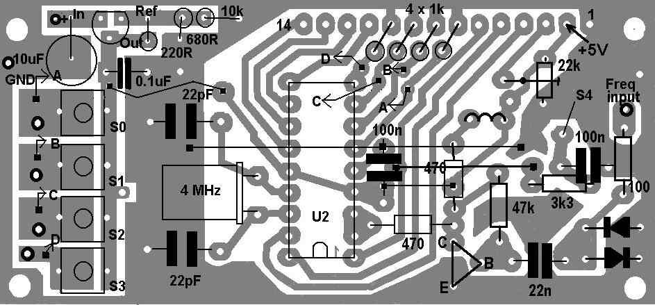 Прошивка контроллера ASM
